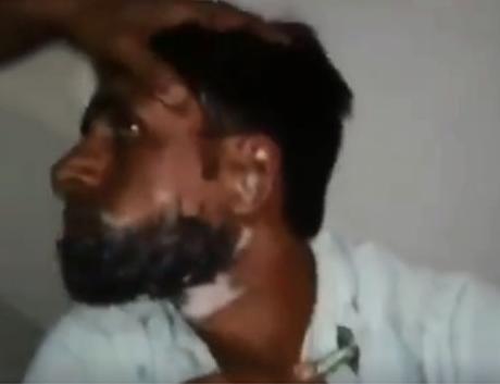 Мусульманина вынудили откреститься от ислама под лезвием бритвы