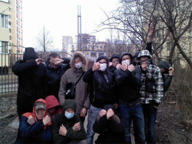 Издержки интеграции. В Петербурге осуждена банда русских нацистов-убийц во главе с арабом