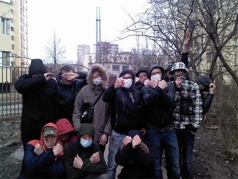 Банда скинхедов из Питера прикрывалась физкультурно-патриотическим обществом