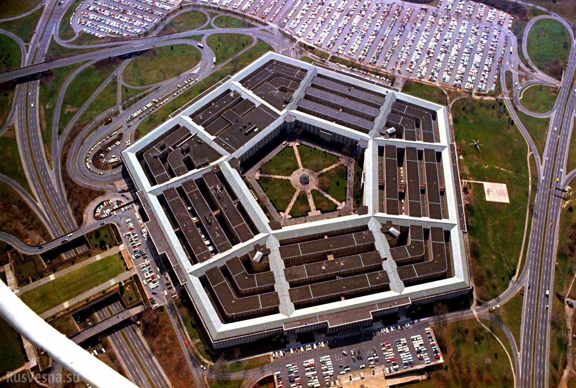 В Пентагоне признались, почему опасаются атаковать Сирию