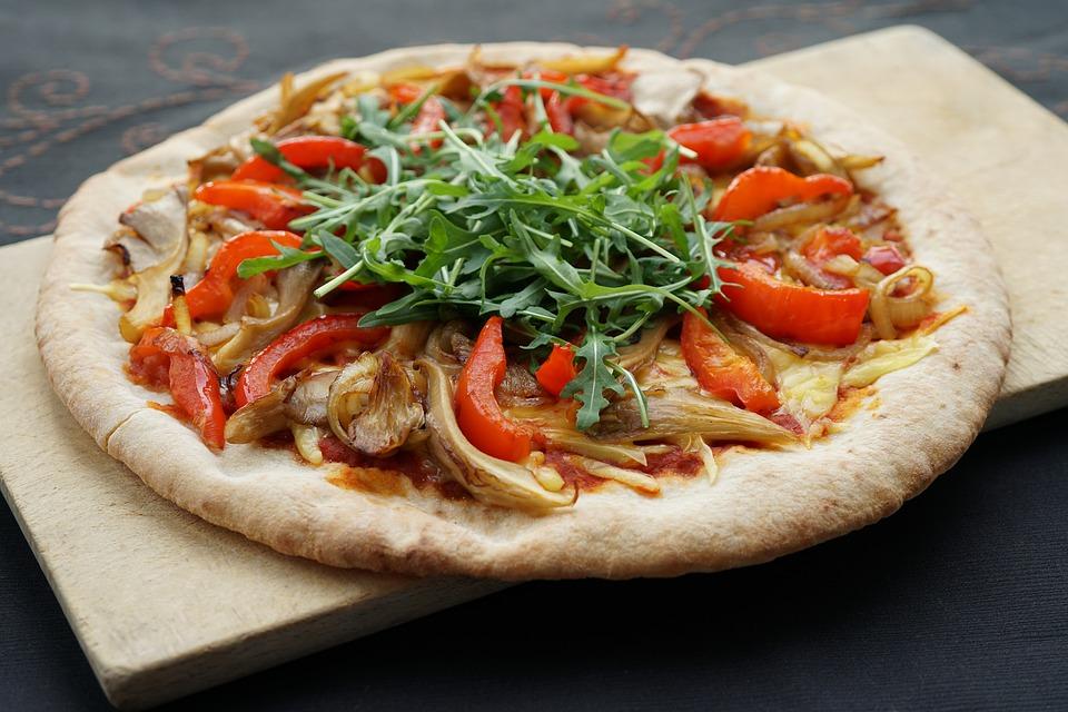 Простая и удобная доставка пиццы