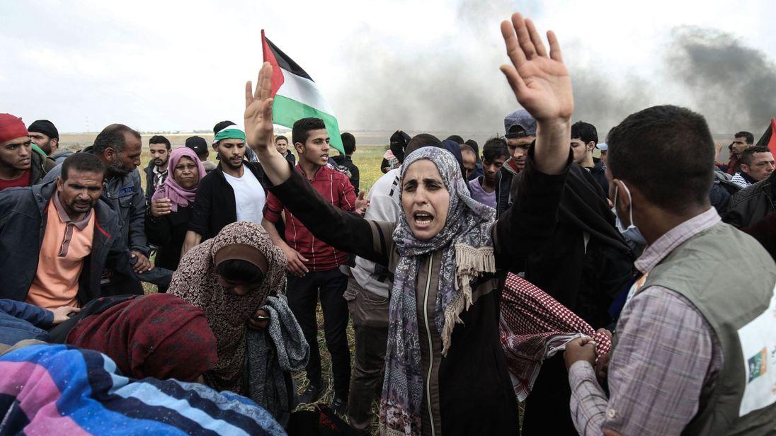 """Фонд """"Солидарность"""" объявил сбор средств для жертв израильского расстрела в Газе"""