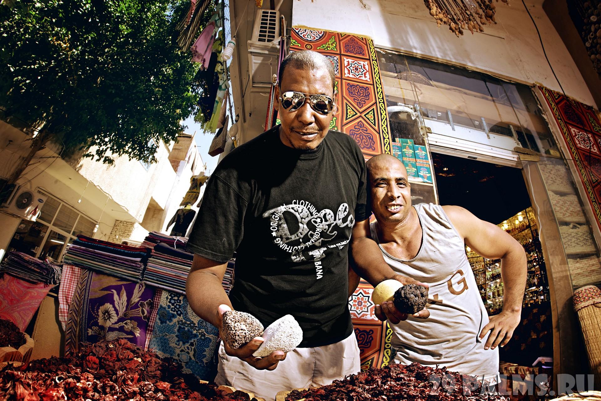 Торговцы в Египте. Фото: http://29palms.ru