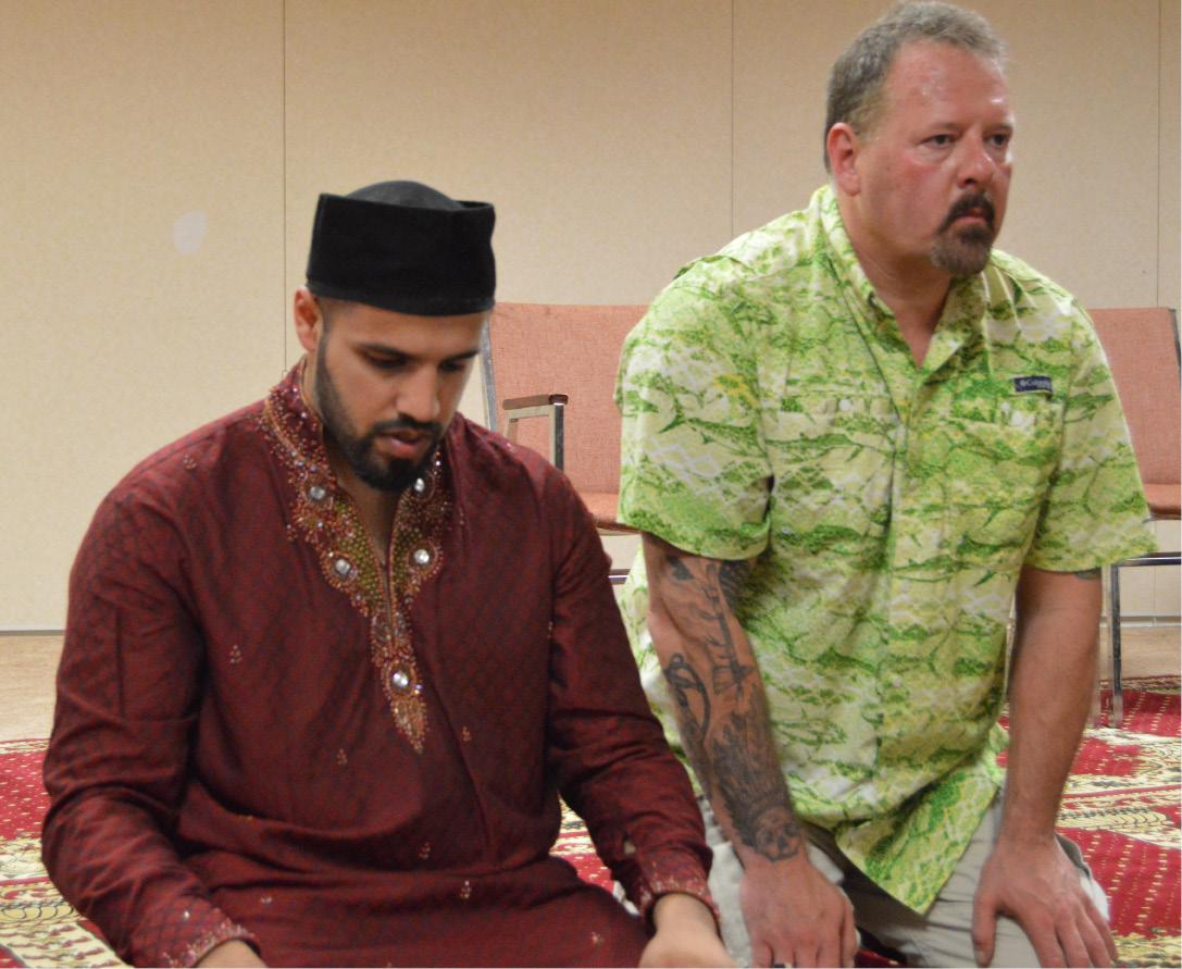 Расстрелявший мечеть пережил невероятную трансформацию