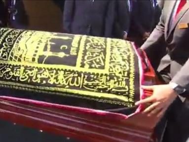 Саудовец открыл гроб с телом отца и содрогнулся