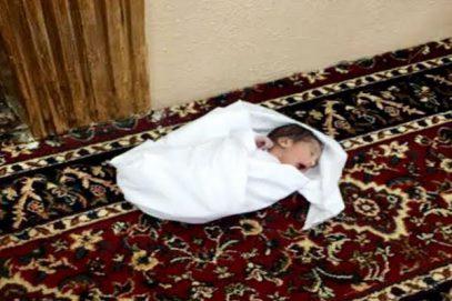 Как дом Аллаха стал бэби-боксом