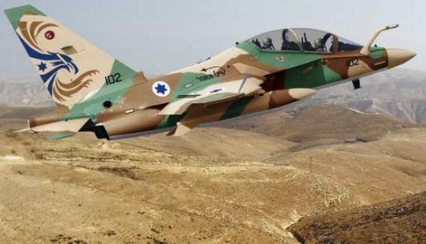 ВВС Израиля осуществили крупную атаку против сектора Газа