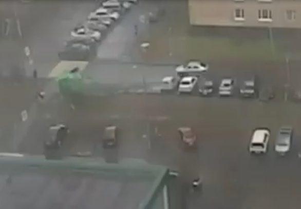 Трагедия в Москве: ураган унес жизнь ребенка (ВИДЕО)