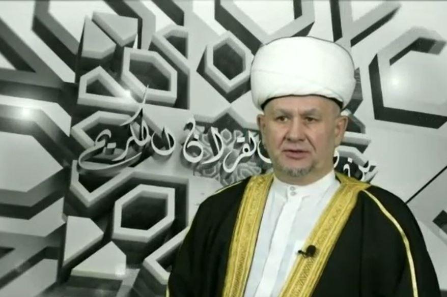 Муфтий Коми поздравил умму с наступающим Рамаданом (ВИДЕО)