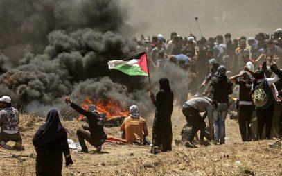 """""""Левый фронт"""" назвал действия израильтян в Газе государственным терроризмом"""