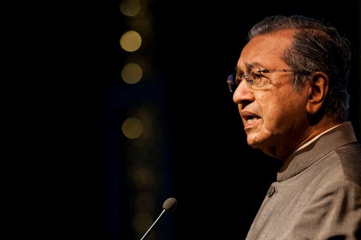 Махатхиру Мохаммаду грозит тюрьма из-за одного слова