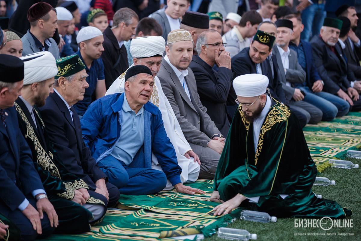 Президент Татарстана подписал указ о датах мусульманских праздников