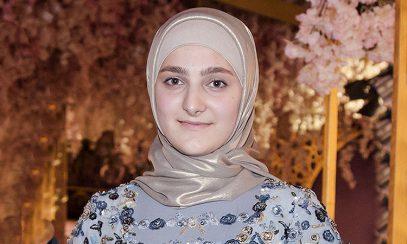 Дочь Кадырова стала владелицей пятиэтажного магазина