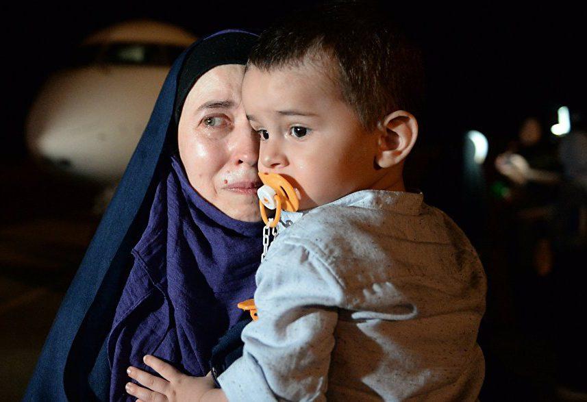 Представитель Кадырова рассказал о судьбе сотни российских детей в Ираке