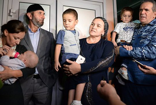 В Чечне нашли способ вернуть всех российских детей из Ирака и Сирии