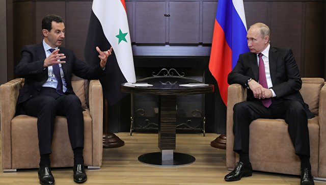 Эксперты прокомментировали заявления Асада на встрече с Путиным (ВИДЕО)