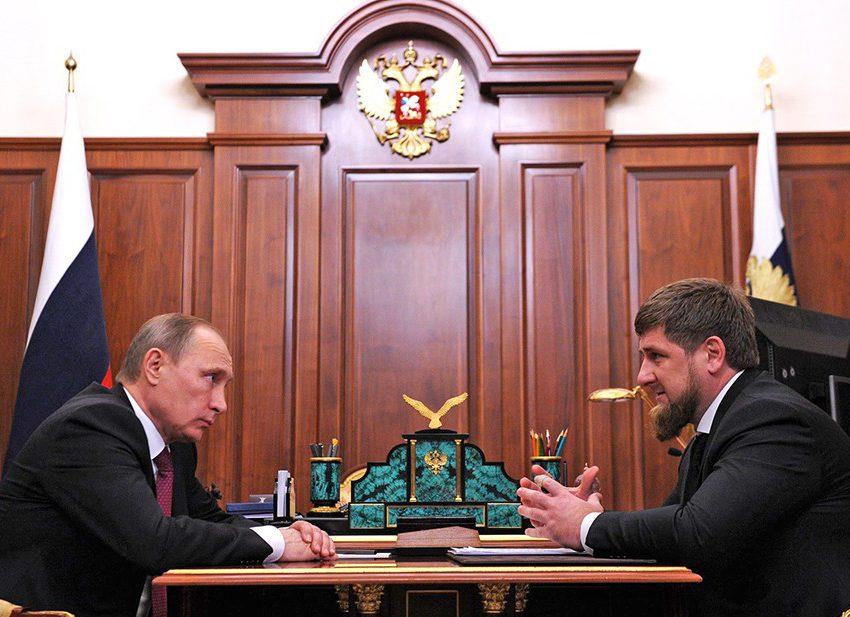 Кадыров рассказал, как изменилась Чечня при Путине