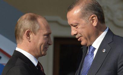 Путин сказал, что делает Эрдогана еще сильнее