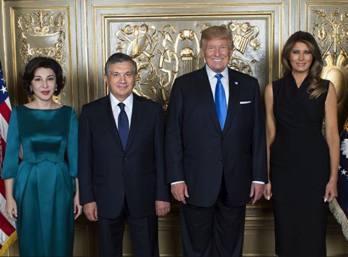 Мирзиёев в Вашингтоне. США закрепляются в Центральной Азии в противовес Китаю