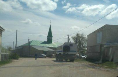 ОМОН в мечети. Гайнутдин снимает легитимного муфтия. ЦДУМ ПО дает разъяснения