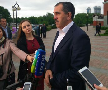 Евкуров: Мусульмане Ингушетии едины, однако есть человеческий фактор