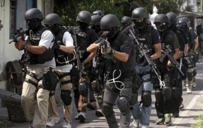 Арсенал террориста из ИГИЛ поразил видавших виды силовиков