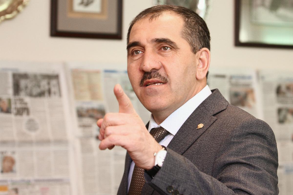 Евкуров лично прокомментировал свое отлучение от мусульманской общины