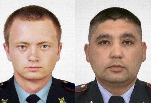 Глава Чечни рассказал о подвиге полицейских Владимира и Кайрата