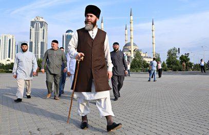 Муфтий Чечни посетит Саудовскую Аравию и Кувейт для налаживания сотрудничества