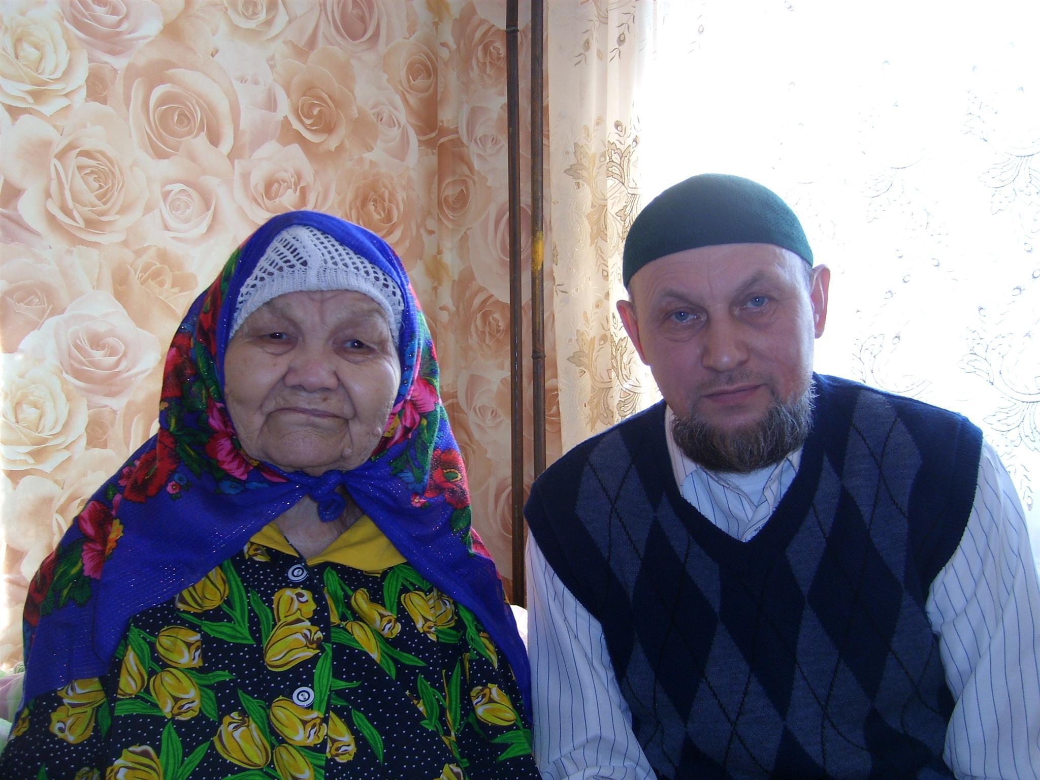 Фирауза Покоева и Салават Кучумов