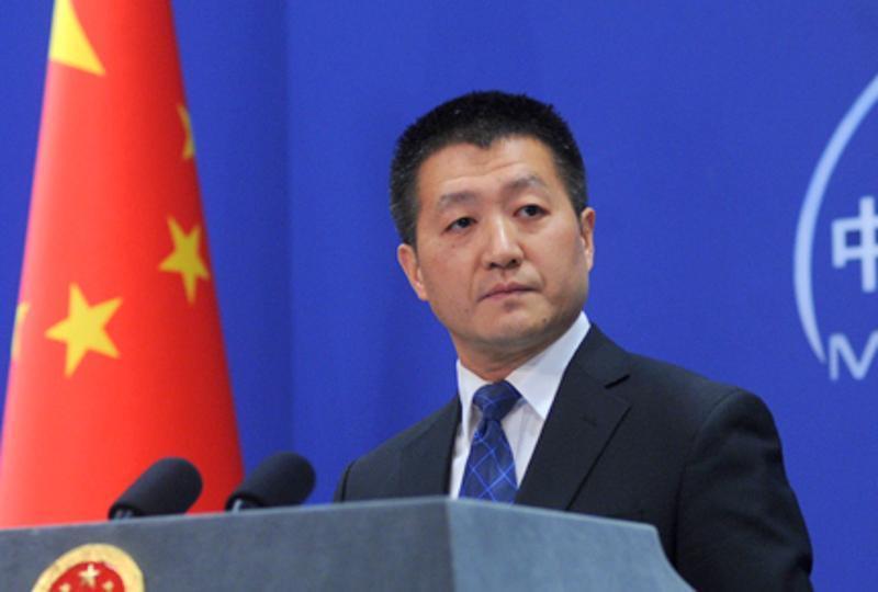 Официальный представитель МИД КНР Лу Кан