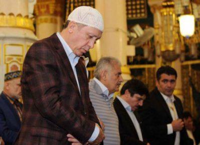 Эрдоган обратился к Аллаху относительно черкесов