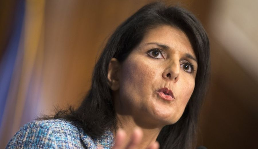 Постпреда США при ООН освистали в Хьюстонском университете за геноцид в Палестине (ВИДЕО)