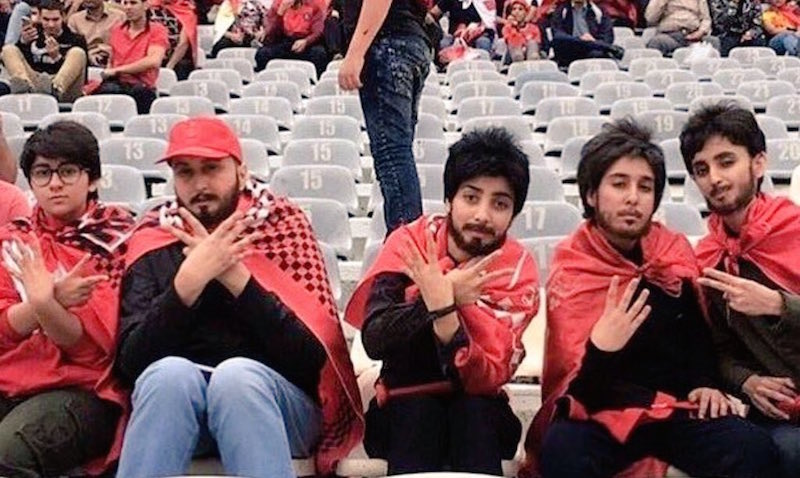 """Иранки переодевались в мужчин, чтобы вкусить """"запретный плод"""""""