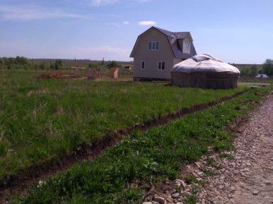 В Тульской области появилось киргизское село