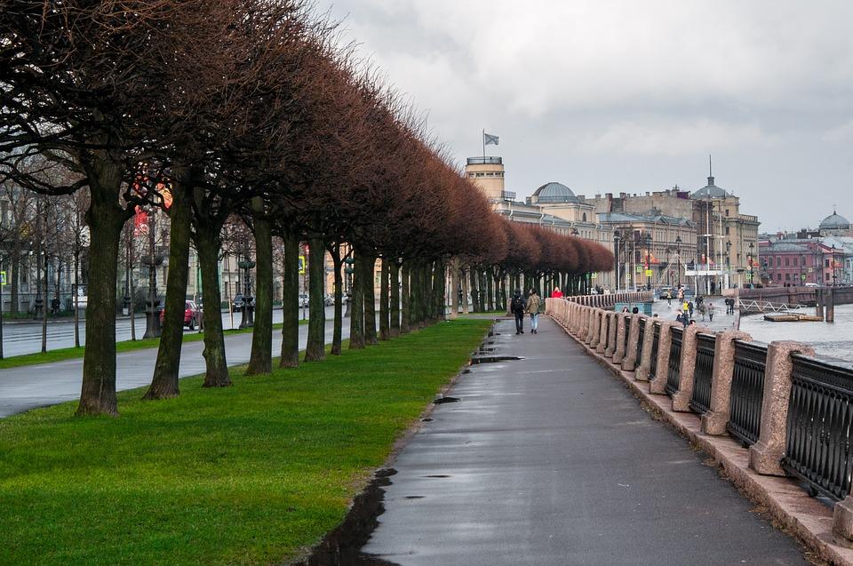 Прогулка по Петербургу с клубом «Восемь путешествий»