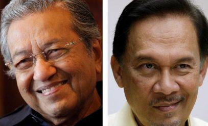 Обвиненного в содомии политика Малайзии прочат в премьеры