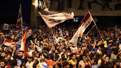 В Ираке подвели итоги выборов после неожиданного визита Касема Сулеймани
