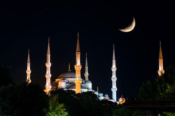 В России определяются с началом Рамадана