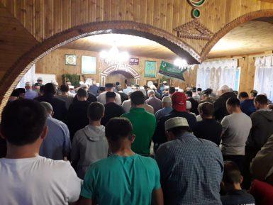 Скандальная мечеть Средней Елюзани обрела покой с ифтаром