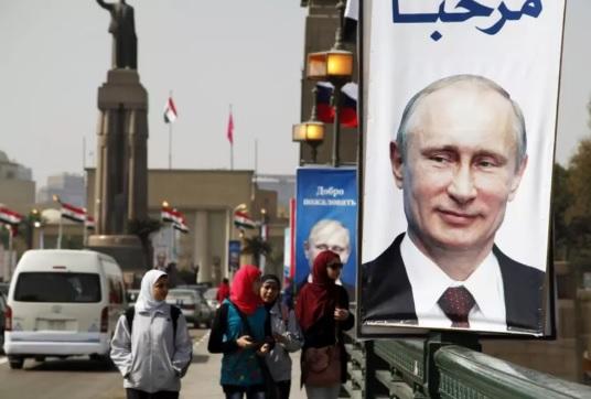 Арабская молодежь резко изменила отношение к России