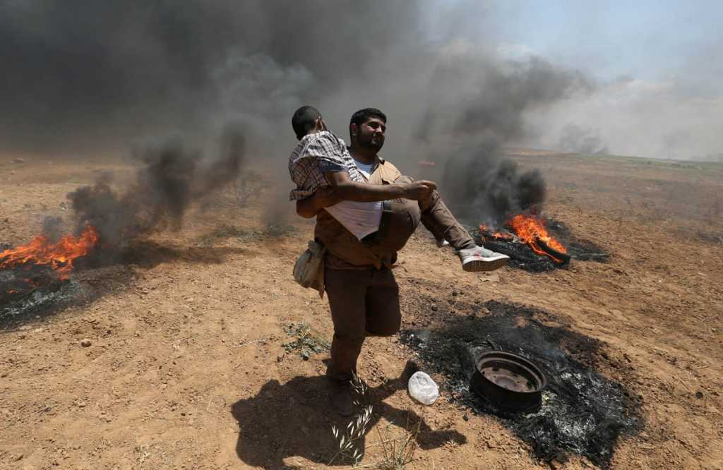 США нашли оправдание для проводимых Израилем массовых убийств в Газе
