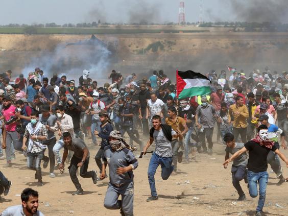 Палестина отозвала посла изВашингтона