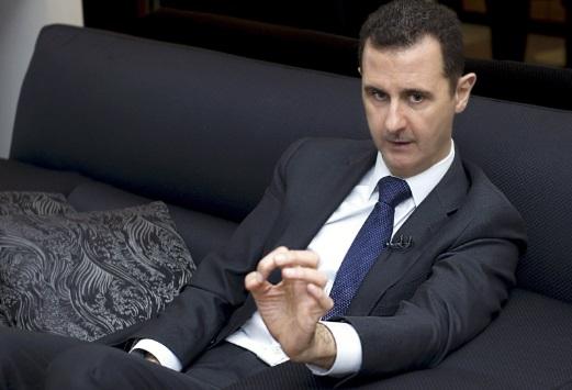 Асад рассказал о всемирной войне нового типа в регионе