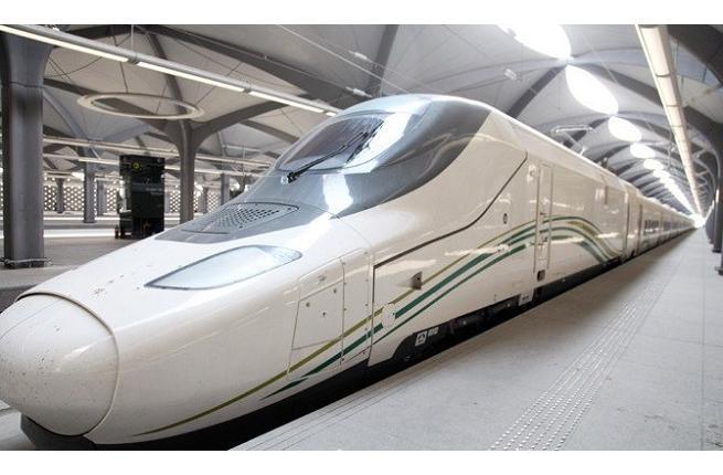 Такие поезда будут курсировать по скоростной железной дороге между двумя святыми городами