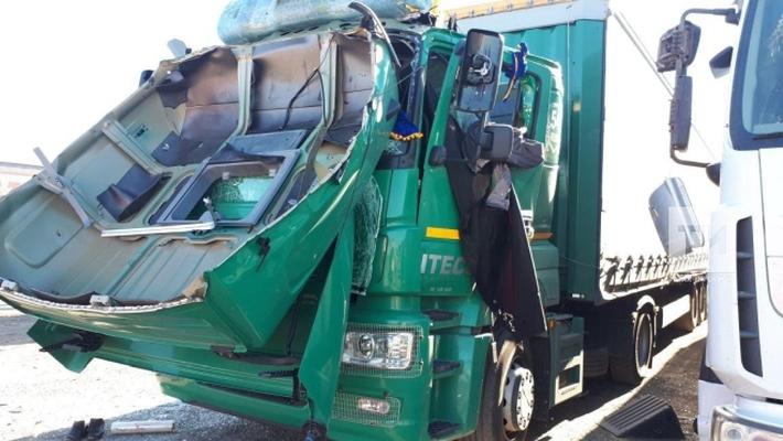ВТатарстане дальнобойщик получил 60% ожогов из-за взрыва вкабине— Курение убивает