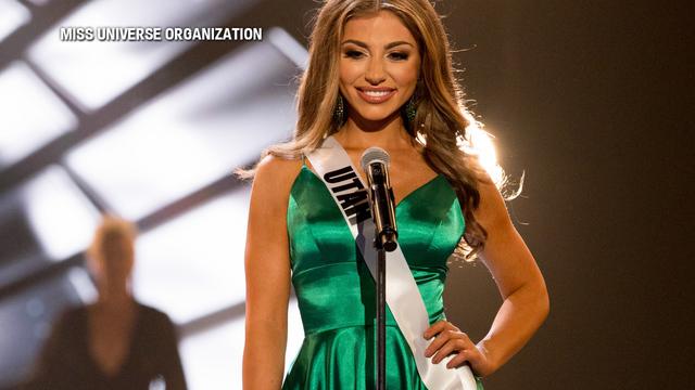 Туркменка, ставшая «свободной», представляла штат Юта на конкурсе красоты в США