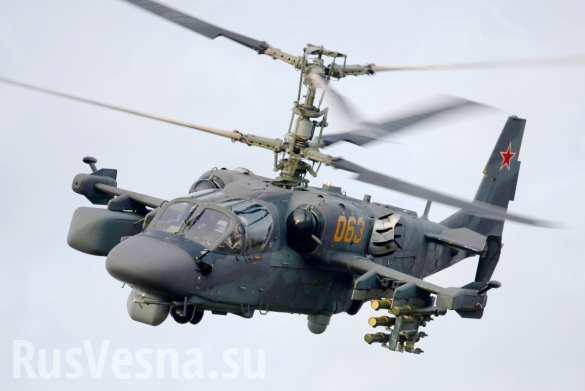 Стала известна судьба летчиков с разбившегося российского вертолета в Сирии