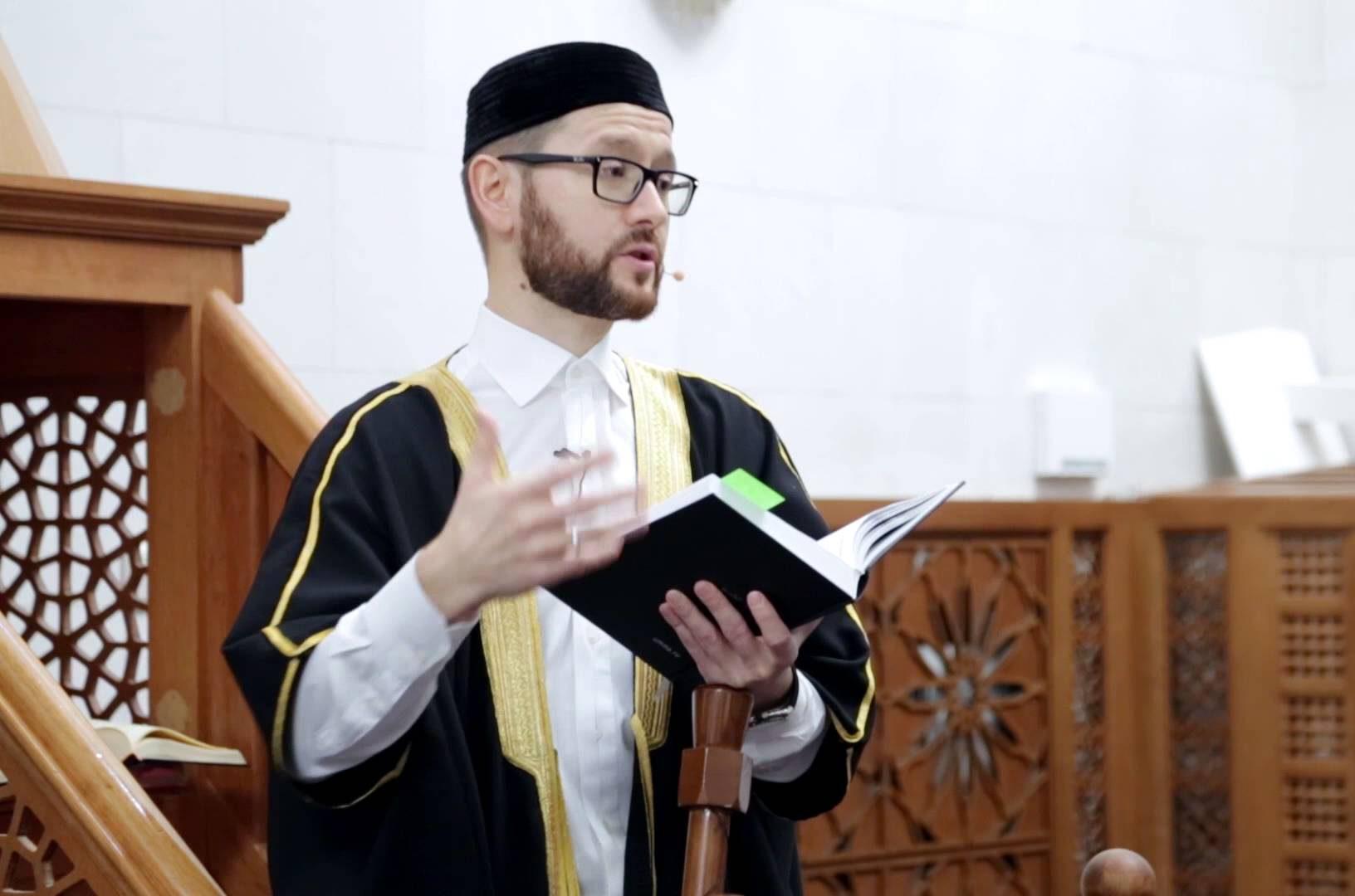 Шамиль Аляутдинов: Самое ценное в мечети – бумага в туалете