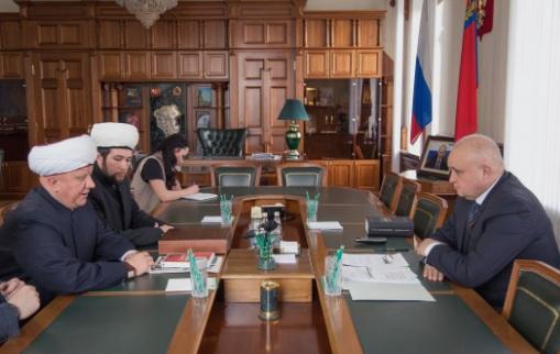 Муфтий Крганов укрепляет позиции ДСМР на Кузбассе